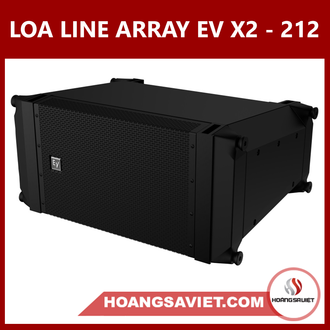 LOA LINE ARRAY EV X2 - 212