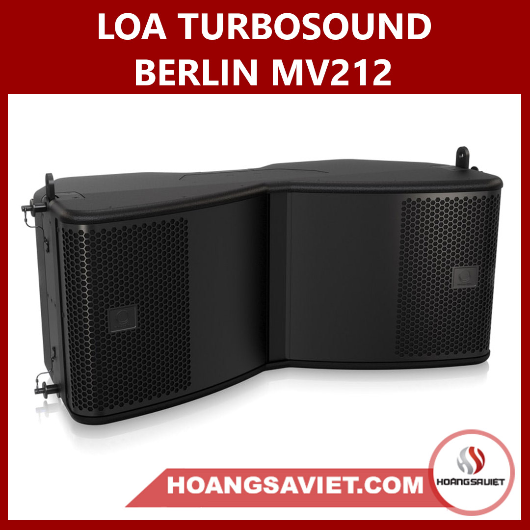 Loa Turbosound Berlin MV212
