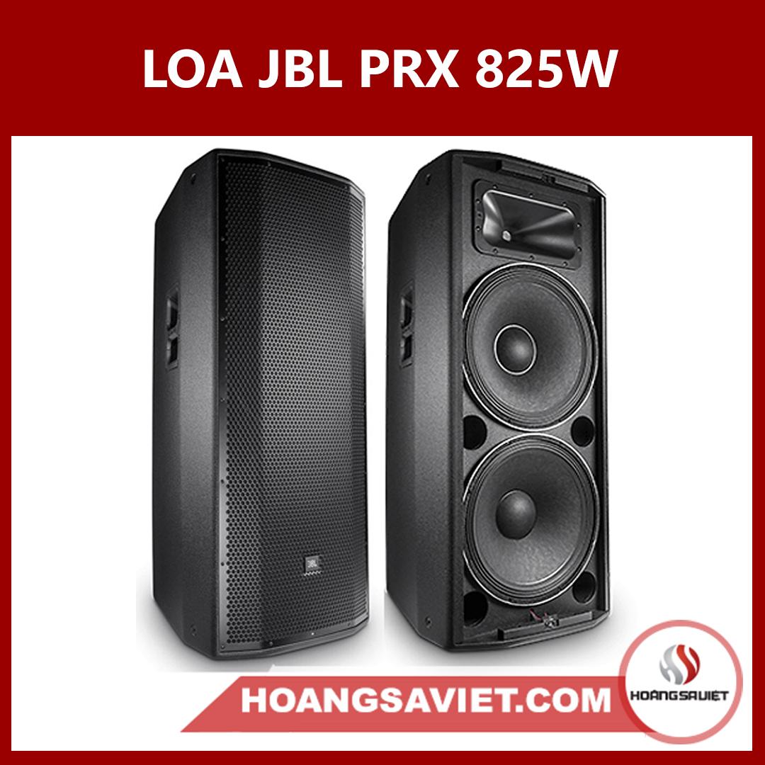 Loa JBL PRX 825W (Loa Hội Trường, Tiệc Cưới)