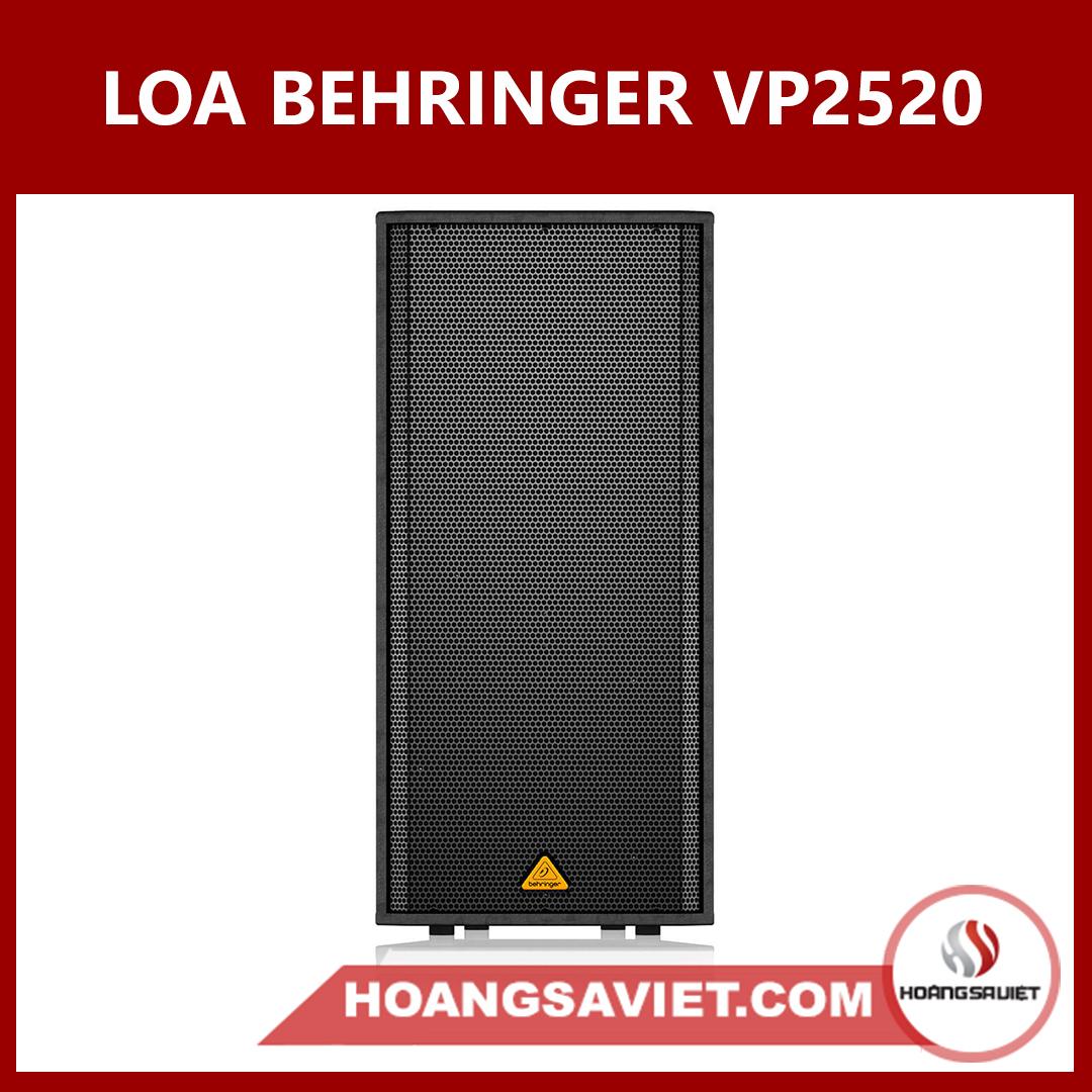 Loa Behringer VP2520