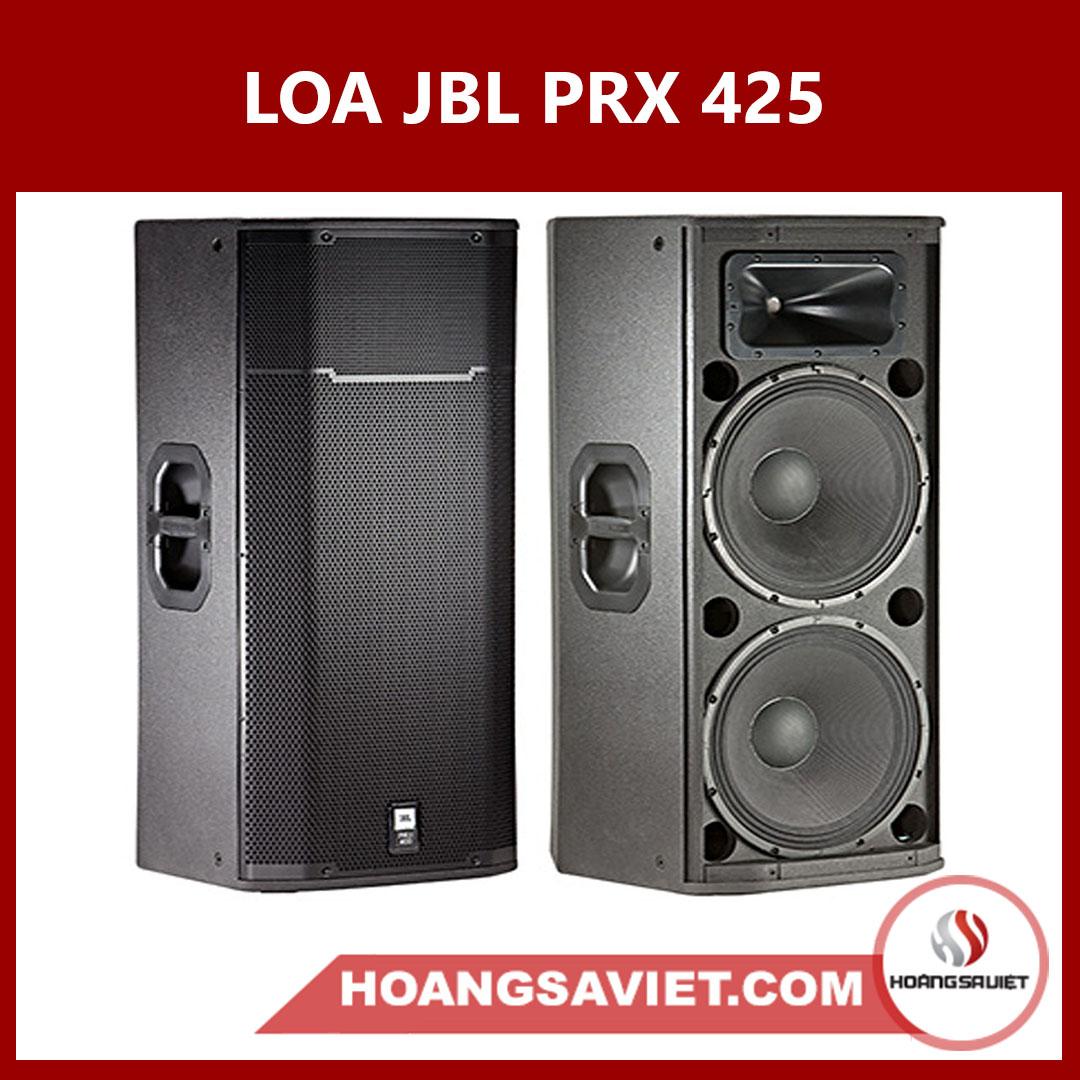 Loa JBL PRX 425 (Loa Hội Trường, Tiệc Cưới)
