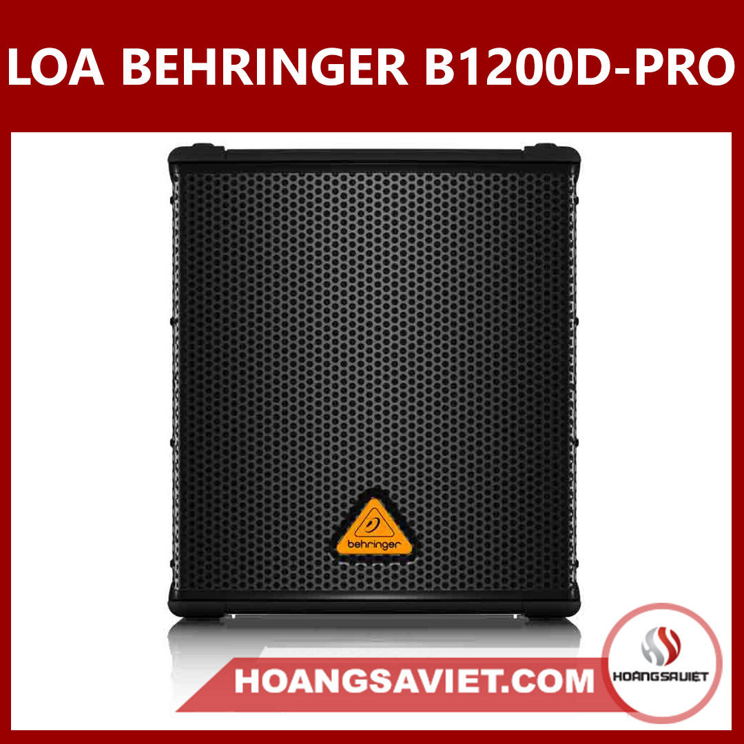 Loa Behringer B1200D-Pro