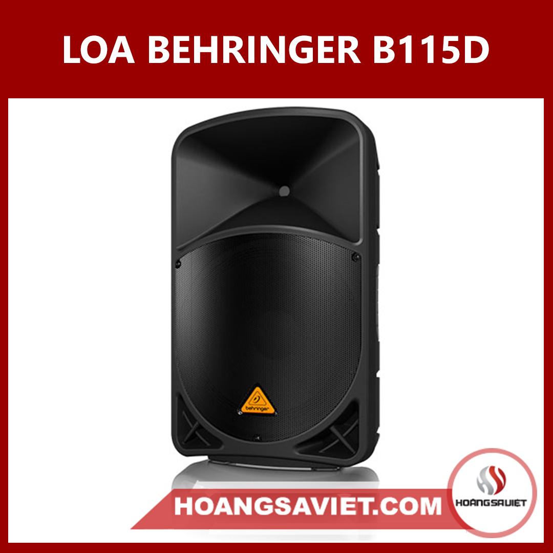 Loa Behringer B115D