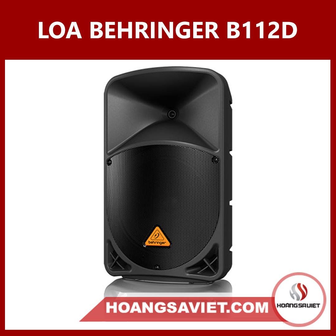 Loa Behringer B112D
