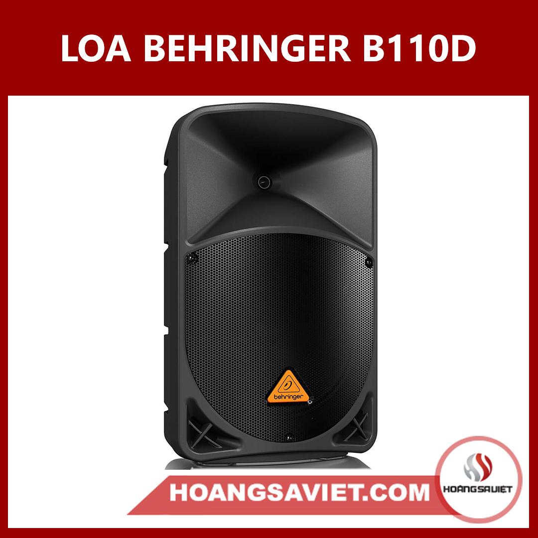 Loa Behringer B110D