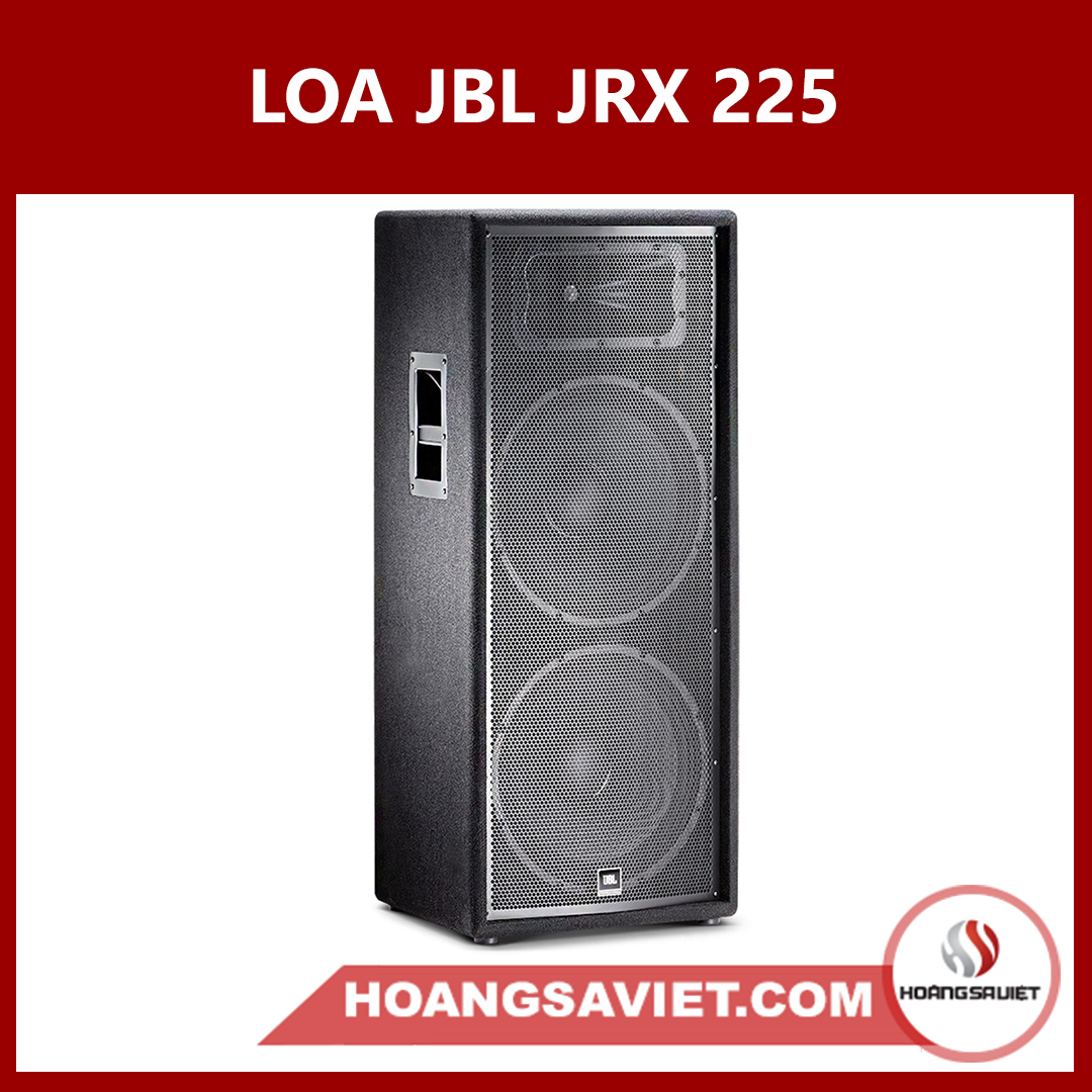 Loa JBL JRX 225 (Loa Hội Trường)