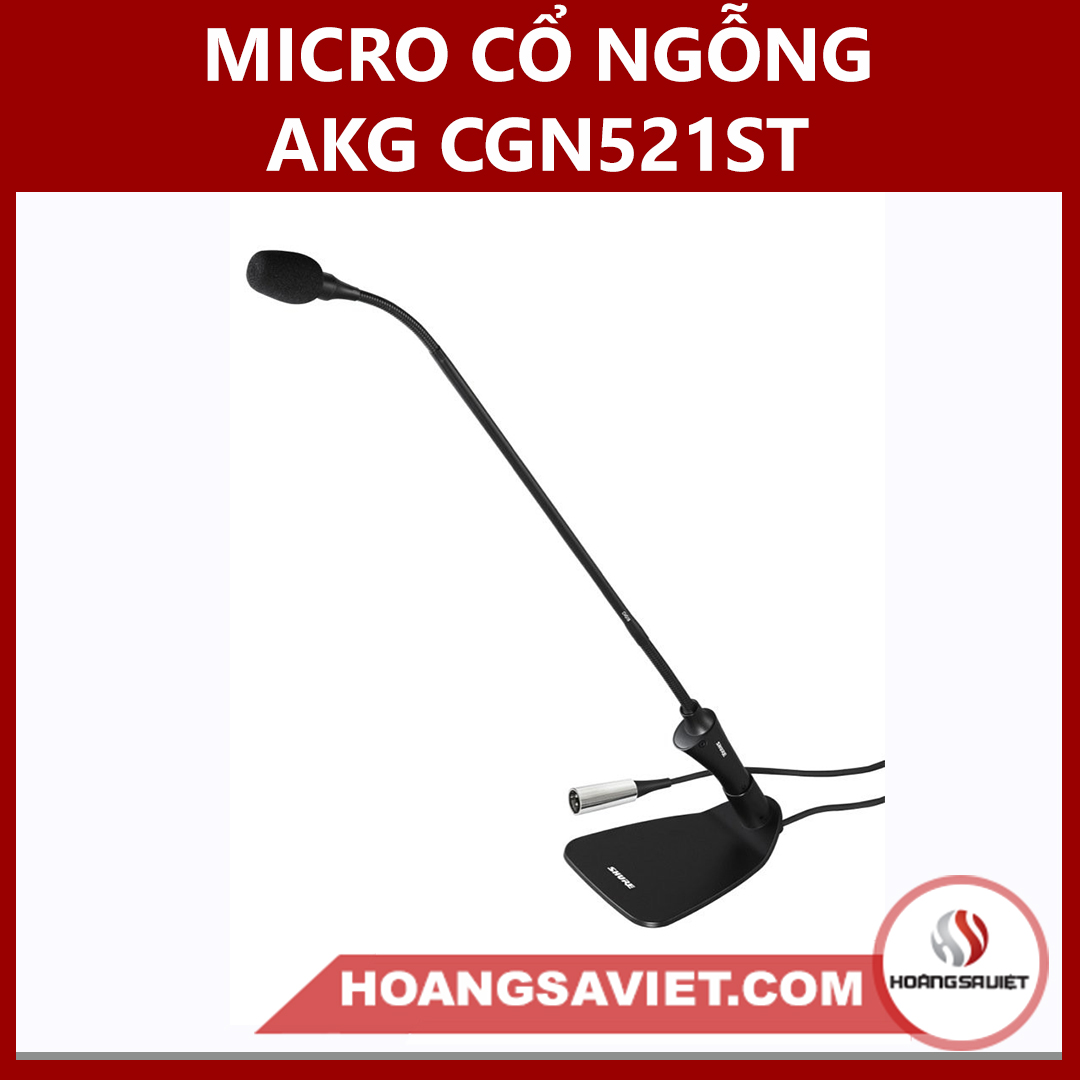 Micro Cổ Ngỗng AKG CGN521ST