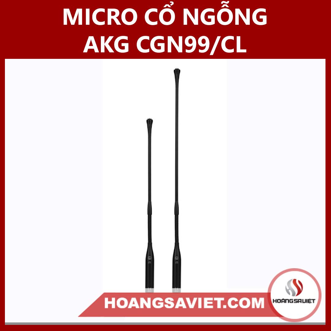 Micro Cổ Ngỗng AKG CGN99C/L