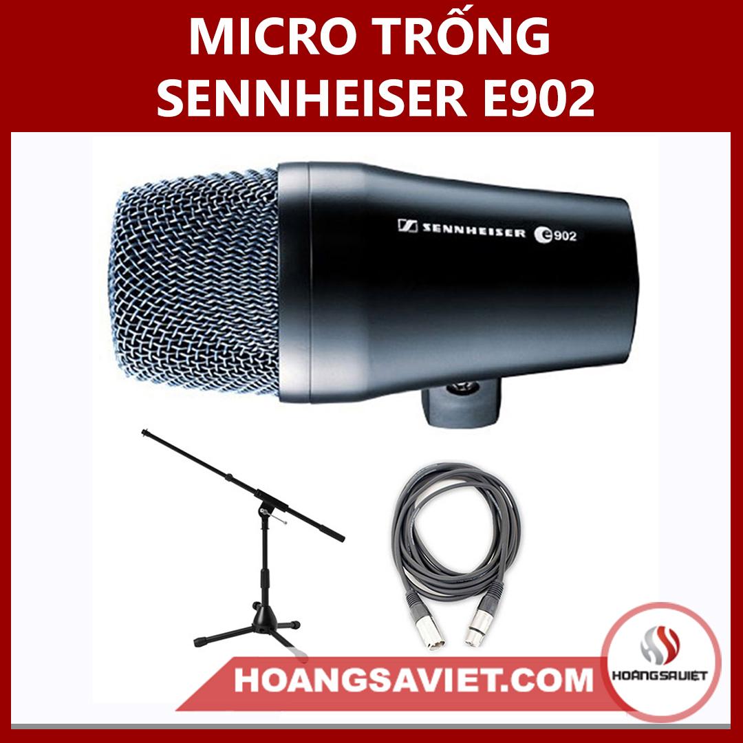 Micro Trống Sennheiser E902