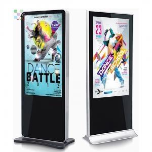 Màn Hình Quảng Cáo LCD Cột đứng Cảm ứng Android