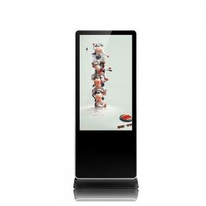 Màn Hình Quảng Cáo LCD Cột đứng Cảm ứng IR Monitor