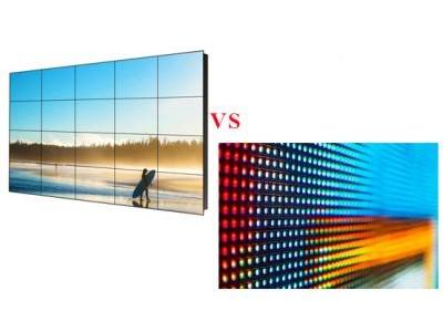 So Sánh Công Nghệ LED Và Công Nghệ LCD