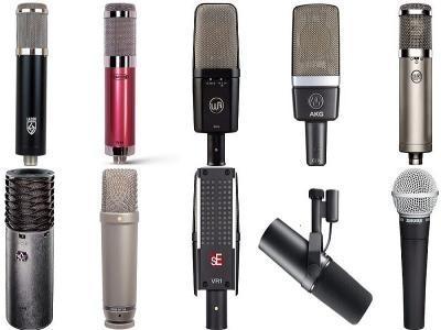 Micro Là Gì? Tìm Hiểu Nguyên Lý Hoạt động & Phân Loại Microphone