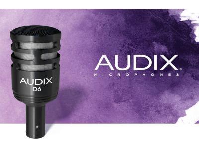 Những Dòng Micro Nhạc Cụ được ưa Chuộng Của Thương Hiệu AUDIX