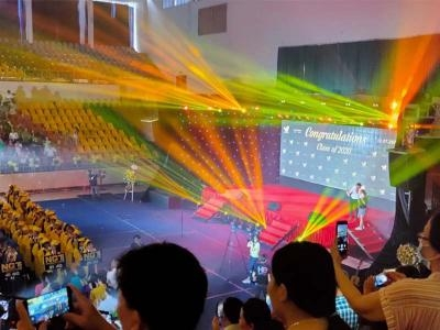 Cho Thuê Thiết Bị Lễ Tốt Nghiệp Trường THCS Chuyên Nguyễn Gia Thiều