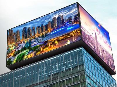 Lý Do Lựa ChọnMàn Hình LED P3.91 Outdoor Thay Cho P3.0 - Bản Công Văn