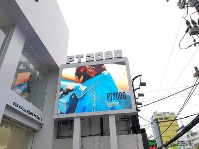 Quy Trình Lắp đặt Màn Hình LED Tại Công Ty Hoàng Sa Việt
