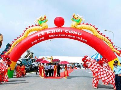 Thi Công, Lắp Đặt Cổng Chào Welcome Gate