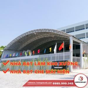 Sản Xuất Nhà Xưởng Lắp Ráp Di Động Hợp Kim Nhôm
