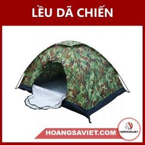 Lều Dã Chiến Quân Đội 《 Lều Rằn Ri 》