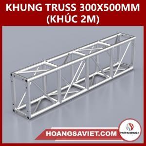 Khung Truss 300x500mm (Khúc 2m) VS3050BP_2m