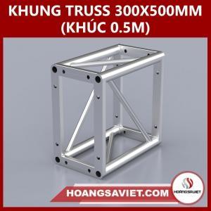 Khung Truss 300x500mm (Khúc 0.5m) VS3050BP_0.5m
