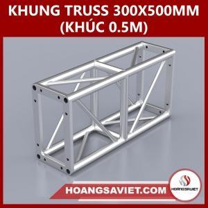 Khung Truss 300x500mm (Khúc 1m) VS3050BP_1m