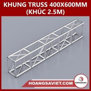 Khung Truss 400x600mm (Khúc 2.5m) VS4060BP_2.5m