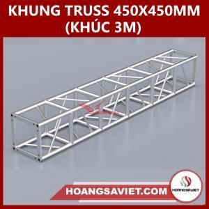 Khung Truss 450x450mm (Khúc 3m) VS4545BP_3m