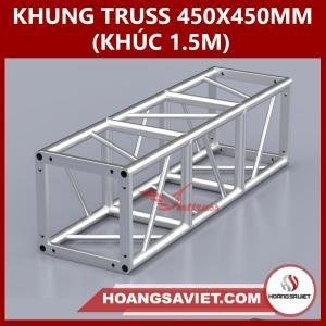 Khung Truss 450x450mm (Khúc 1.5m) VS4545BP_1.5m