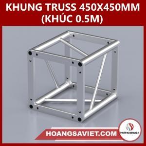 Khung Truss 450x450mm (Khúc 0.5m) VS4545B_0.5m