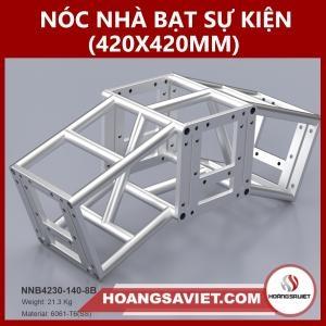 Nóc Nhà Bạt Sự Kiện 420x420mm NNB4230-140-8B