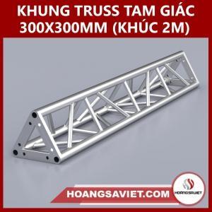 Khung Truss 300x300mm (Khúc 2.0m) VT3131B_2.0m (Tam Giác)