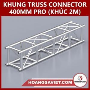 Khung Truss Connector 400mm (Khúc 2m) VS4040CP_2m (Pro)