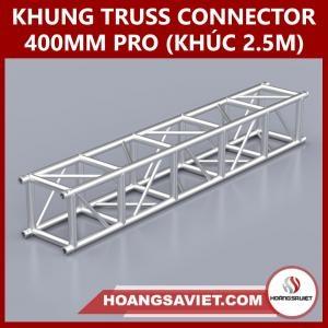 Khung Truss Connector 400mm (Khúc 2.5m) VS4040CP_2.5m (Pro)