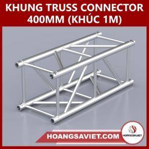 Khung Truss Connector 400mm (Khúc 1m) VS4040C_1m