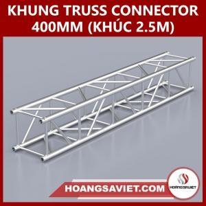Khung Truss Connector 400mm (Khúc 2.5m) VS4040C_2.5m
