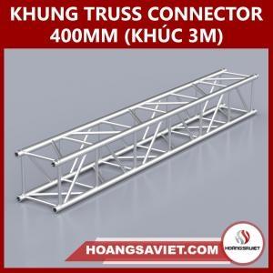 Khung Truss Connector 400mm (Khúc 3.0m) VS4040C_3m
