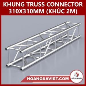 Khung Truss Connector 310x310mm (Khúc 2.0m) VS3131C_2.0m