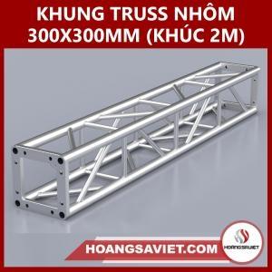 Khung Truss 300x300mm (Khúc 2.0m) VS3030B_2.0m