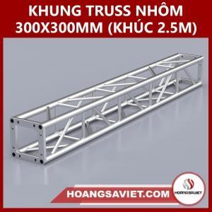 Khung Truss 300x300mm (Khúc 2.5m) VS3030B_2.5m