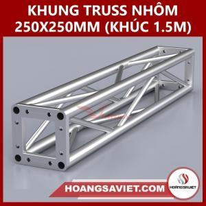 Khung Truss 250x250mm (Khúc 1.5m) VS2525B_1.5m