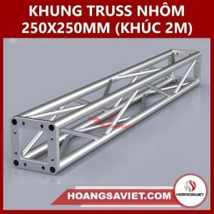 Khung Truss 250x250mm (Khúc 2.0m) VS2525B_2m