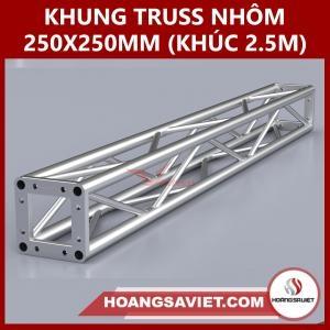 Khung Truss 250x250mm (Khúc 2.5m) VS2525B_2.5m