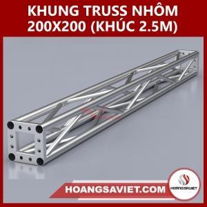 Khung Truss 200x200mm (Khúc 2.5m) VS2020B_2.5m