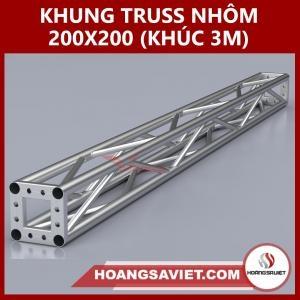 Khung Truss 200x200mm (Khúc 3m) VS2020_3m