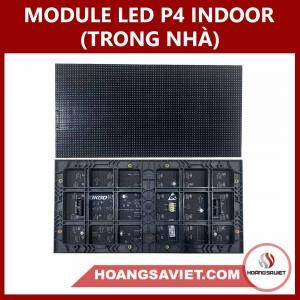 MODULE LED P4 INDOOR (TRONG NHÀ)