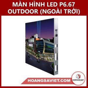 Màn Hình LED P6.67 Ngoài Trời