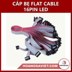 Cáp Bẹ Flat Cable 16PIN LED