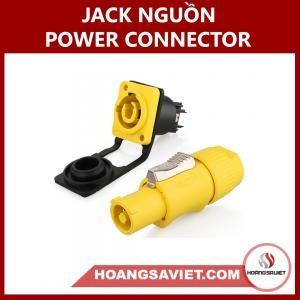 Jack Nguồn Power Connector
